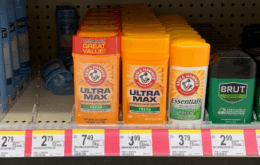 Arm & Hammer Deodorant Just $1 at Walgreens!