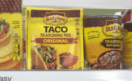 Walgreens Shoppers -  $0.75 Old El Paso Taco Seasoning Mix + More Great Deals! {No Coupons Needed}