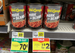 Van Camp's Pork and Beans Just $0.67 at Dollar General! {No Coupons Needed!}