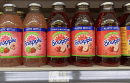 Snapple Drinks Just $0.75 at Dollar General!