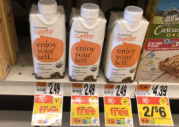 Svelte Protein Shakes only $1.25 at Stop & Shop {No Coupons Needed}