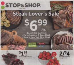 Stop & Shop Preview Ad for 7/26 Is Here!