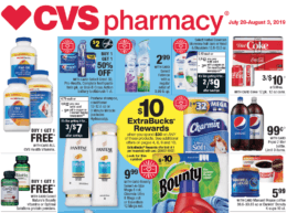 Insider Preview of the Best Deals at CVS starting 7/28