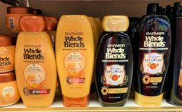 Garnier Whole Blends Hair Care as Low as FREE at Target!