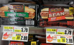 Ball Park Beef or Turkey Franks Just $1.66 at ShopRite!