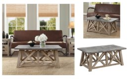 Better Homes & Gardens Granary Modern Farmhouse Coffee Table $49.16 Shipped (Reg.$120)