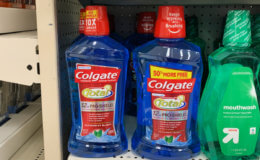 FREE Colgate Mouthwash at Rite Aid!