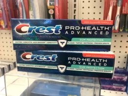 Over $4 Money Maker on Crest Toothpaste at Walgreens!