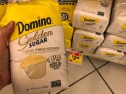 Domino Golden Sugar only 1.19 at Stop & Shop