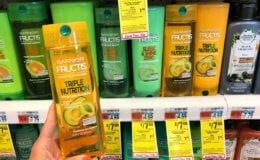 Garnier Fructis Hair Care Only $1.00 at CVS!