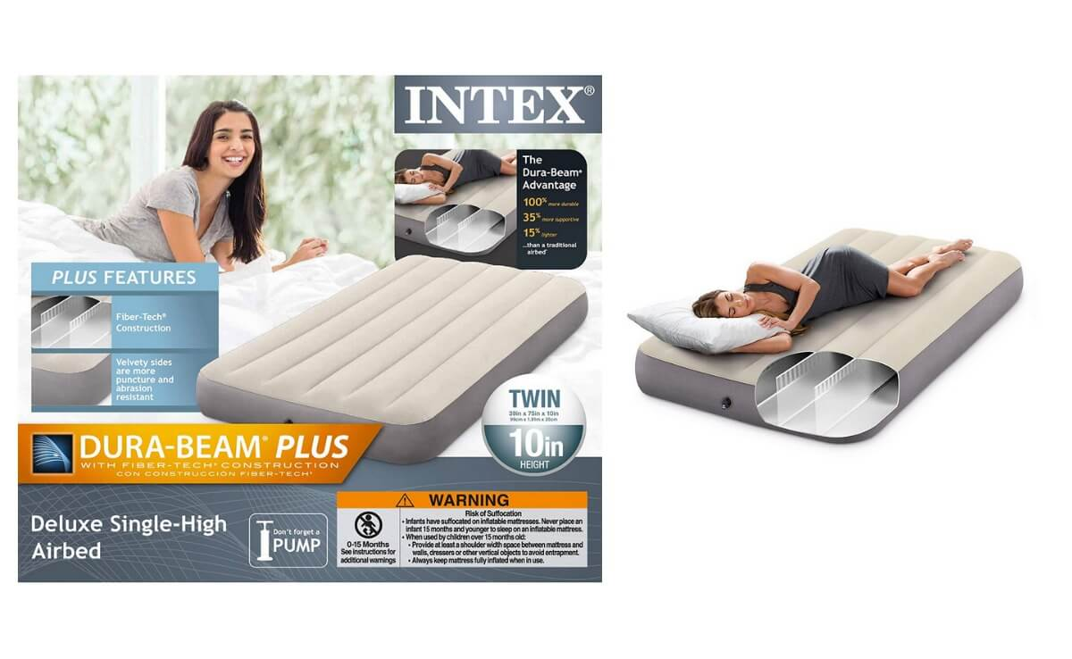 Save Up To 68 On Intex Dura Beam Standard Series Deluxe