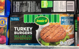 Save $1 on JENNIE-O Frozen Turkey Burgers & ShopRite Deal
