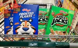Better the FREE Kelloggs Cereals at ShopRite! {7/12-Ibotta Rebates}