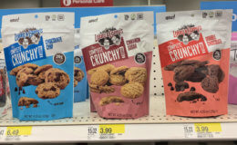 Better Than FREE Lenny & Larry's Cookie Pouches at Target! {Rebates}