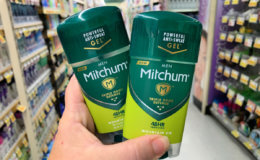 Mitchum Deodorant Just $0.99 at Walgreens.com + Free Shipping