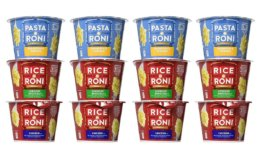 Prime Day Deals: Save 35% on Rice a Roni Cups, Individual Cup 2.11 Ounce (Pack of 12 )