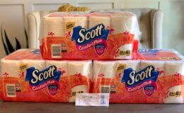 ShopRite Shop From Home 4 Code Stack Deal - $0.11 Scott Bath Tissue, Hellmann's Mayo  + More!