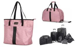 Steve Madden Signature 6-Pc. Luggage Set $150 Shipped (Reg.$500) at Macy's!