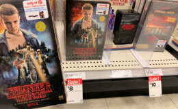 Target Shoppers - Stranger Things Season 1 & 2 DVDs Only $4 at Target!