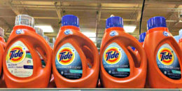 Big Savings on Tide Liquid Detergent, 100oz & Tide Pods, 42ct at Walgreens!