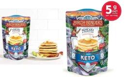 30% Off Gluten-free Keto Pancake & Waffle Mix by Birch Benders 16 Ounce