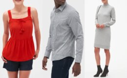 Banana Republic: Extra 40% off ALL Clearance + 15% Off