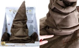 50% Off Harry Potter Real Talking Sorting Hat $9.99 (Reg. $19.99) at Target