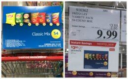 Costco: Hot Deal on Frito-Lay Classic Variety Mix - $0.18 per Bag!