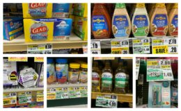ShopRite Clearance Finds for This Week - Glad Trash Bags, Vitamins & More!