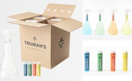 Truman's Non Toxic Cleaners Starter Kit just $7.50 Shipped! {Reg: $15}