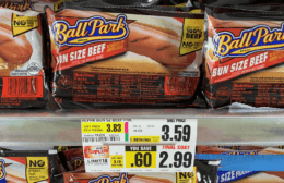 Ball Park Beef & Turkey Franks Just $1.66 at ShopRite!
