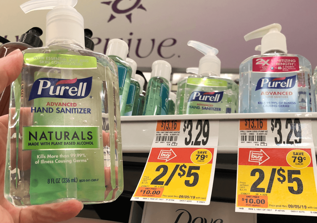 photo about Purell Printable Coupons named Purell as lower as $1.50 at Reduce Retailer Dwelling Wealthy With Coupons®