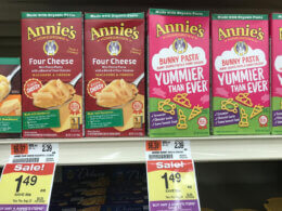 Annie's Instant Savings Deal at Acme! Mac & Cheese as low as $0.74 + More!