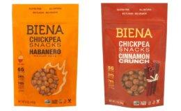 FREE  Biena Chickpea Snacks at Walmart! {Ibotta Rebate}