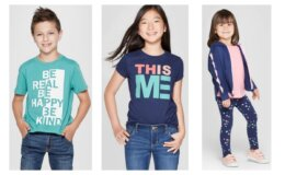 30% Off kids' graphic tees & leggings as low as $3.50 at Target!