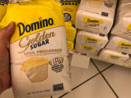 Domino Golden Sugar Just  $0.49 at ShopRite!{11/17}