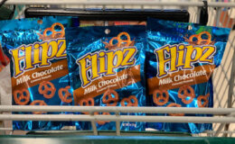 Better Than FREE Flipz Chocolate Covered Pretzels at ShopRite!{8/16-Rebate}