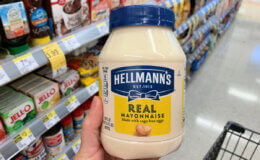 ShopRite Unilever Catalina | Hellmann's Mayo as Low as $1.00 + More! {Sunday-7/12 Only}