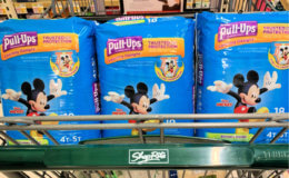 ShopRite Shoppers- $3.49 Huggies Pull Ups, $5.99 Huggies Special Delivery Diapers {Rebates}