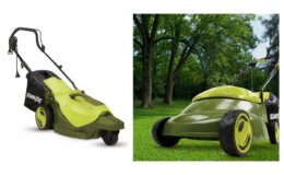 35% Off Sun Joe 12 Amp Corded Electric Walk Behind Push Lawn Mower