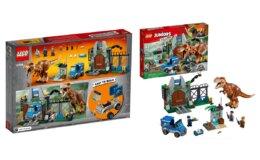 LEGO Juniors Jurassic World T. Rex Breakout 10758 - $23.99 (Reg. $49.99)