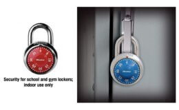 Save 31% on Master Lock 1505D Locker Combination Padlock