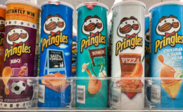 $1 Pringles Canisters at Walgreens!