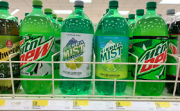 Save 50% off Sierra Mist 2-Liter Sodas at Target - Just $0.85!