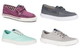 Hot Sperry Outlet Sale - Men's Coastline Blucher Sneaker $23.97 Shipped (Reg. 59.95)
