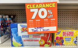 Extra 50% off Clearance Event at Dollar General Starts Today