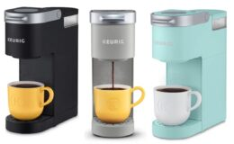 Keurig K-Mini Single Serve K-Cup Pod Coffee Maker $59.99 (Reg. $89.99)