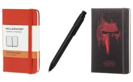 Save Up to 60% on Select Moleskine Notebooks & School Supplies