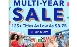 48-Hour Magazine Sale!