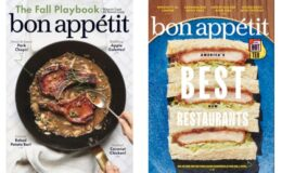 Bon Appetit Magazine Only $4.95 per Year!